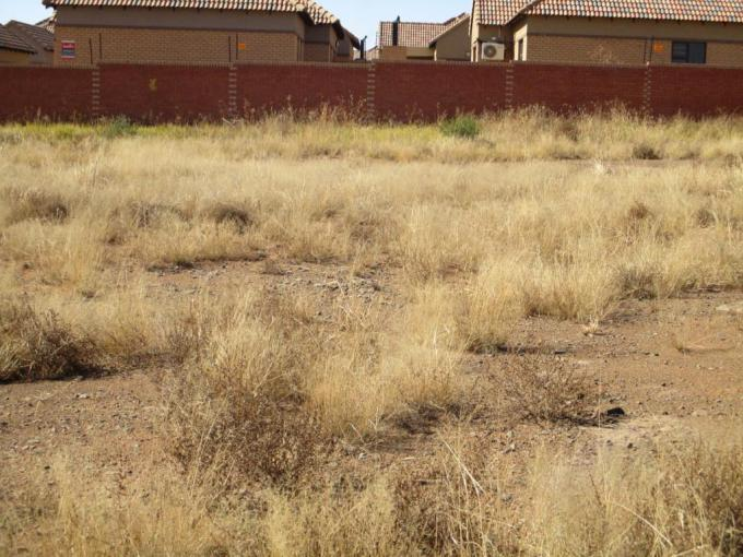 Land for Sale For Sale in Bloemfontein - MR240727