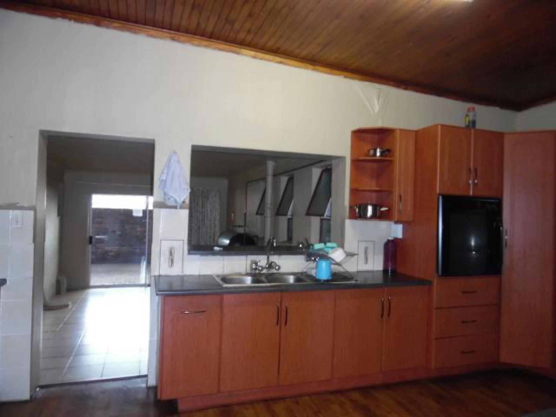 Kitchen of property in BARRY HERTZOG PARK