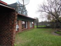 Backyard of property in BARRY HERTZOG PARK