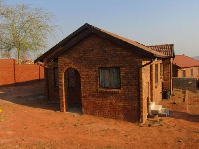 3 Bedroom House for Sale For Sale in Atteridgeville - MR241398