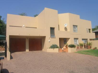 4 Bedroom House for Sale For Sale in Waterkloof - Home Sell - MR24157