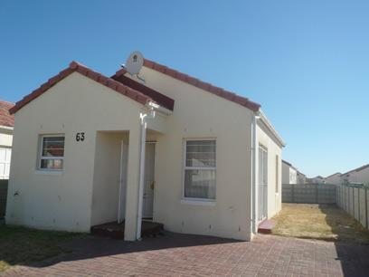 2 Bedroom Simplex for Sale For Sale in Strand - Private Sale - MR24323
