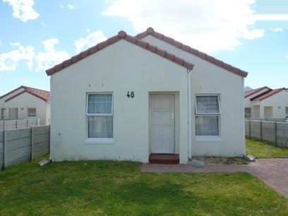 3 Bedroom Simplex for Sale For Sale in Strand - Private Sale - MR24324