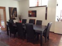 Dining Room of property in Dainfern Valley