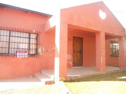 Standard Bank Repossessed 3 Bedroom House for Sale on online auction in Regents Park - MR24464