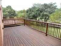 Patio of property in Port Alfred