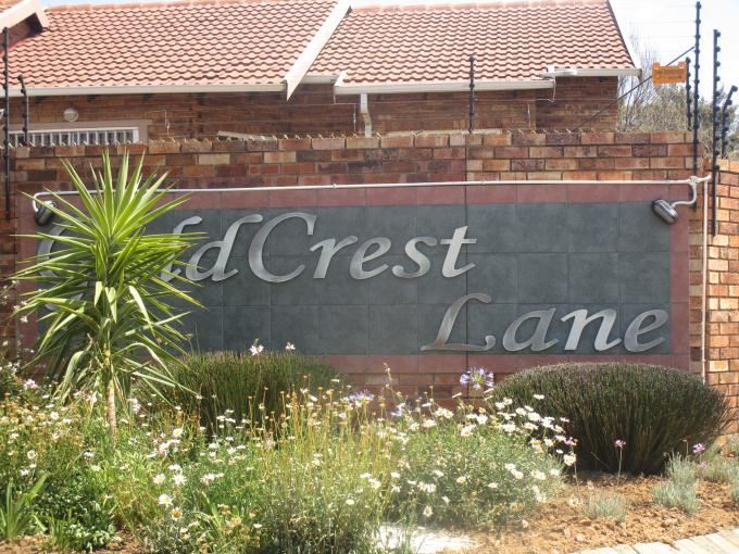 Standard Bank Insolvent 3 Bedroom House for Sale in Wilgeheuwel  - MR250701