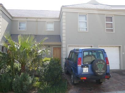 2 Bedroom Duplex For Sale in Strand - Home Sell - MR25227