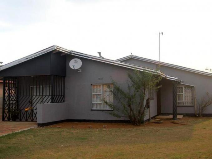 3 Bedroom House for Sale For Sale in Randfontein - MR254693