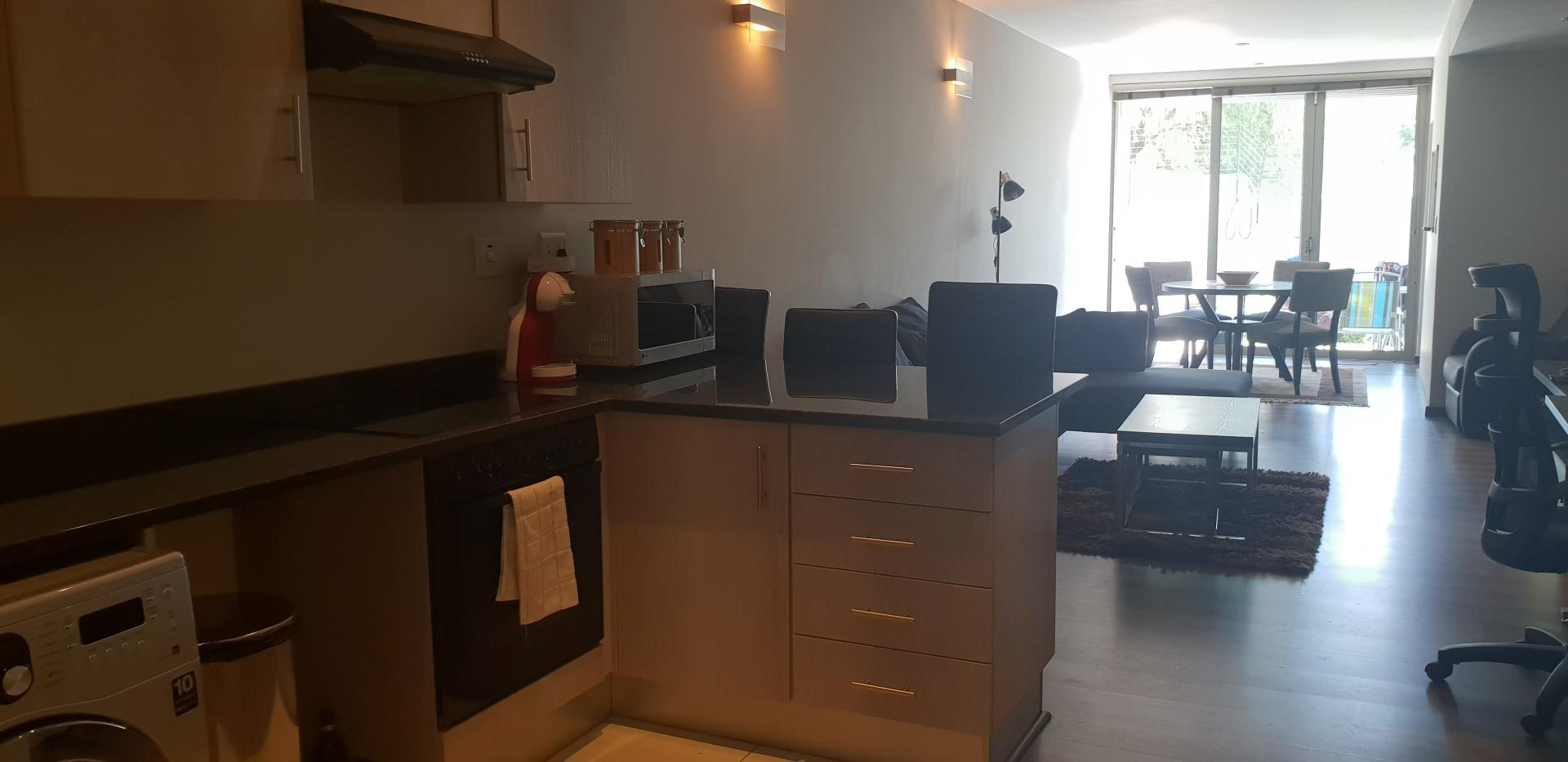 Kitchen - 10 square meters of property in Morningside