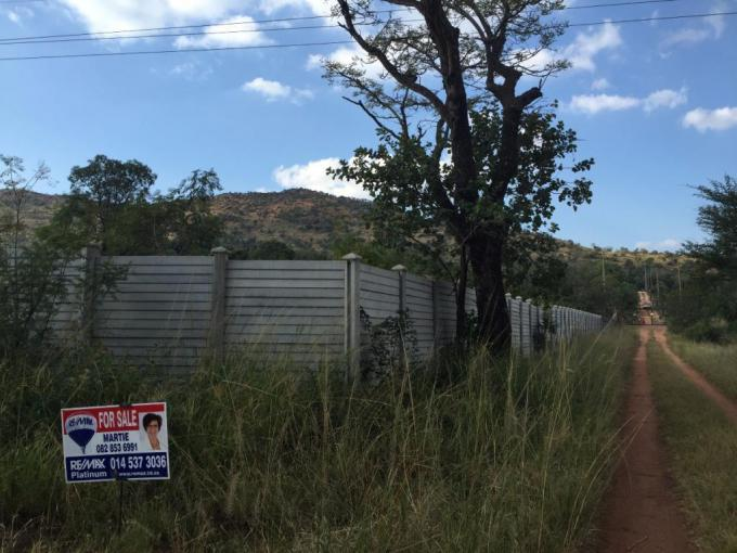 Land for Sale For Sale in Rustenburg - MR258547