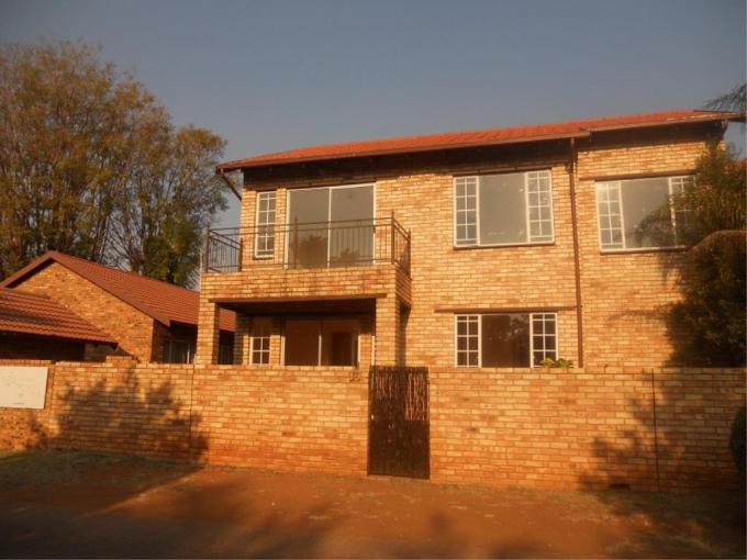 3 Bedroom Duplex to Rent in Safarituine - Property to rent - MR258608