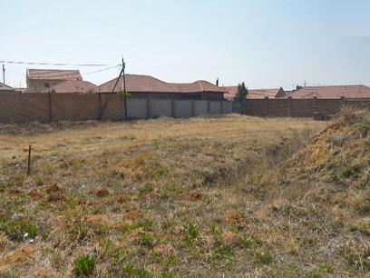 Land For Sale in Kempton Park - Home Sell - MR26268