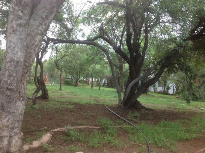 Land for Sale For Sale in Leeuwfontein Estates - MR263785