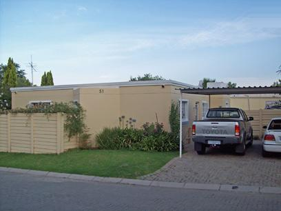 3 Bedroom Cluster for Sale For Sale in Randparkrif - Home Sell - MR26428