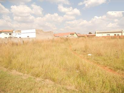 Standard Bank Repossessed Land for Sale For Sale in Randfontein - MR26520