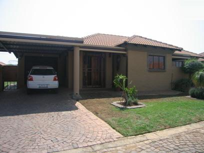 3 Bedroom House for Sale For Sale in Moregloed (PTA) - Private Sale - MR27152