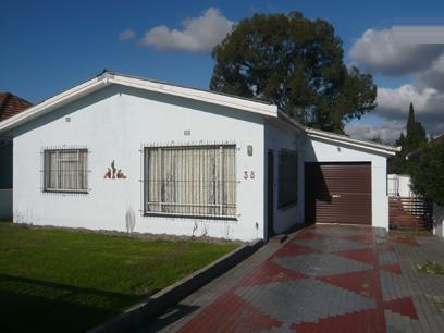 3 Bedroom House For Sale in Bellville - Home Sell - MR27247