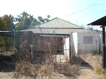 Standard Bank Repossessed 1 Bedroom House for Sale on online auction in Mookgopong (Naboomspruit) - MR27458