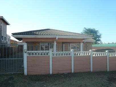 Standard Bank Repossessed 3 Bedroom House For Sale in Newlands West - MR27462