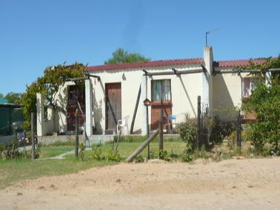Standard Bank Repossessed 2 Bedroom House for Sale on online auction in Piketberg - MR27467