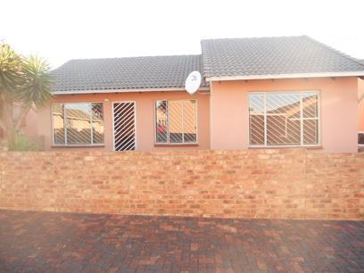 3 Bedroom House for Sale For Sale in Ormonde - Private Sale - MR27534