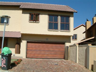 3 Bedroom Cluster to Rent To Rent in Dainfern Ridge - Private Rental - MR28323