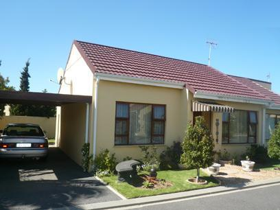 2 Bedroom Simplex For Sale in Strand - Home Sell - MR28405