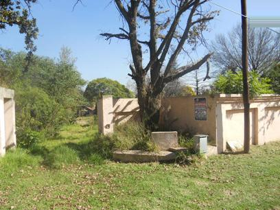 Standard Bank Repossessed Land for Sale For Sale in Bedfordview - MR28450