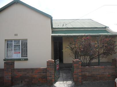 Standard Bank Repossessed 3 Bedroom House for Sale on online auction in Beaufort West - MR28462