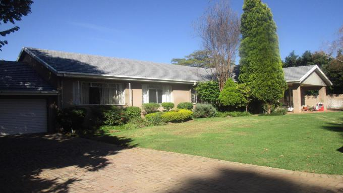 Standard Bank EasySell 4 Bedroom House for Sale in Glenhazel - MR285704