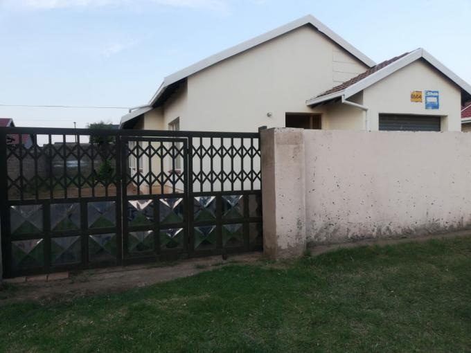 3 Bedroom House for Sale For Sale in Kagiso - MR290708