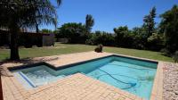 Backyard of property in Durbanville