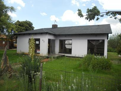 Standard Bank Repossessed 3 Bedroom House for Sale on online auction in Elandsfontein - MR29465