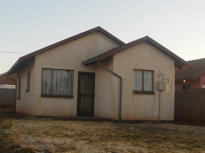 Standard Bank Repossessed 3 Bedroom House for Sale For Sale in Protea Glen - MR29468