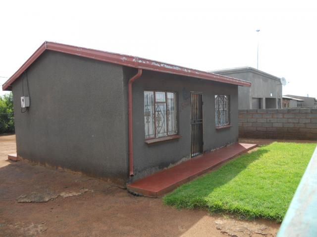 Standard Bank Repossessed 2 Bedroom House For Sale For