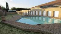Backyard of property in Rensburg