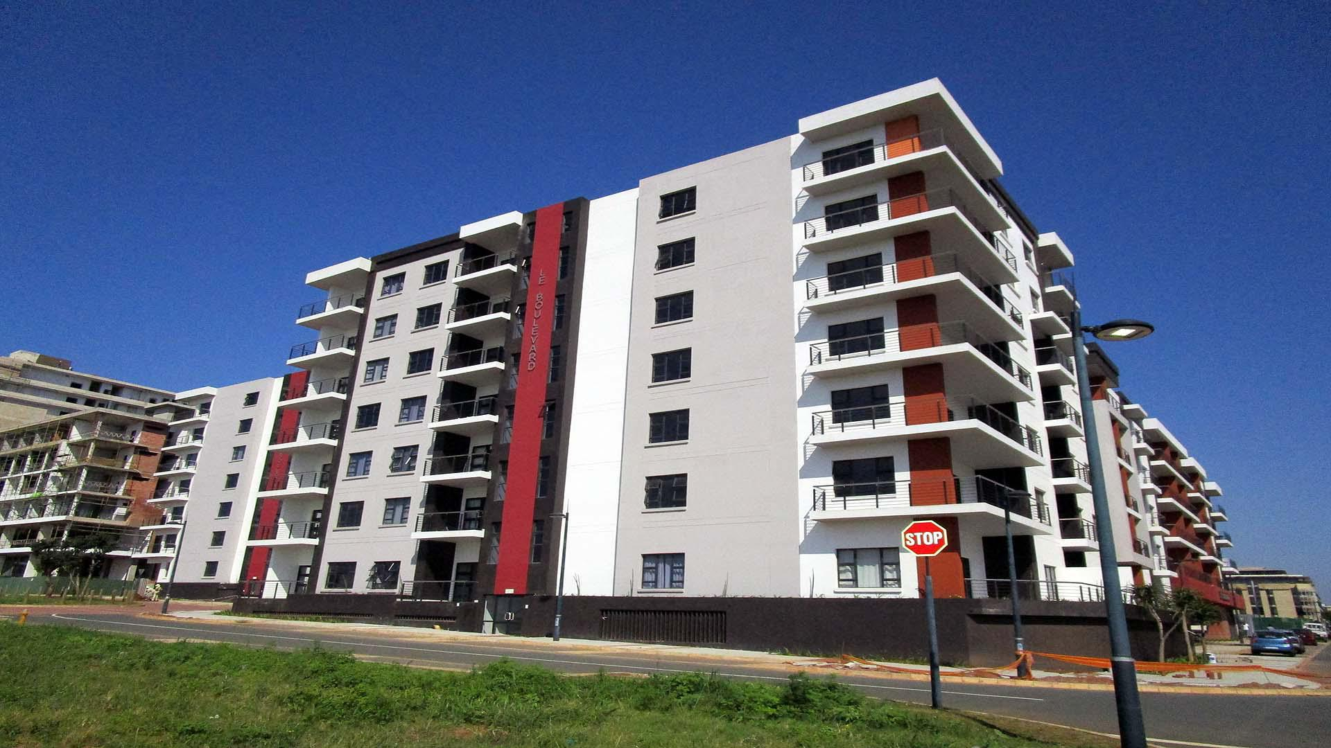 Front View of property in Umhlanga Ridge