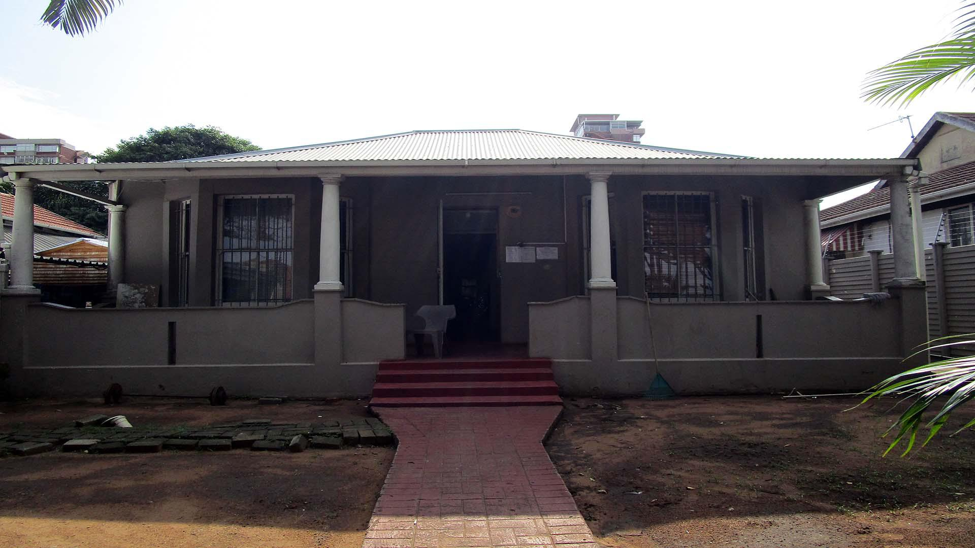 Front View of property in Bulwer (Dbn)