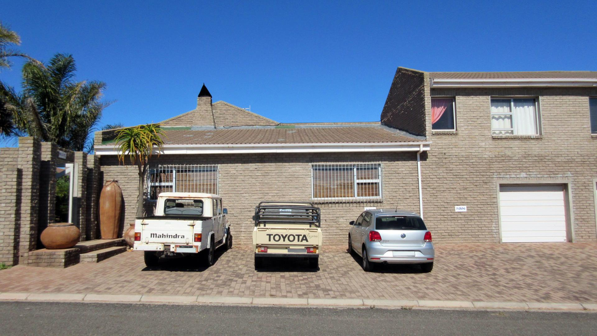 Front View of property in Vredenburg