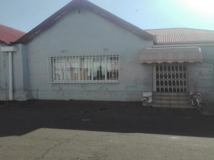 Standard Bank EasySell 3 Bedroom House for Sale in Vrededorp - MR300437