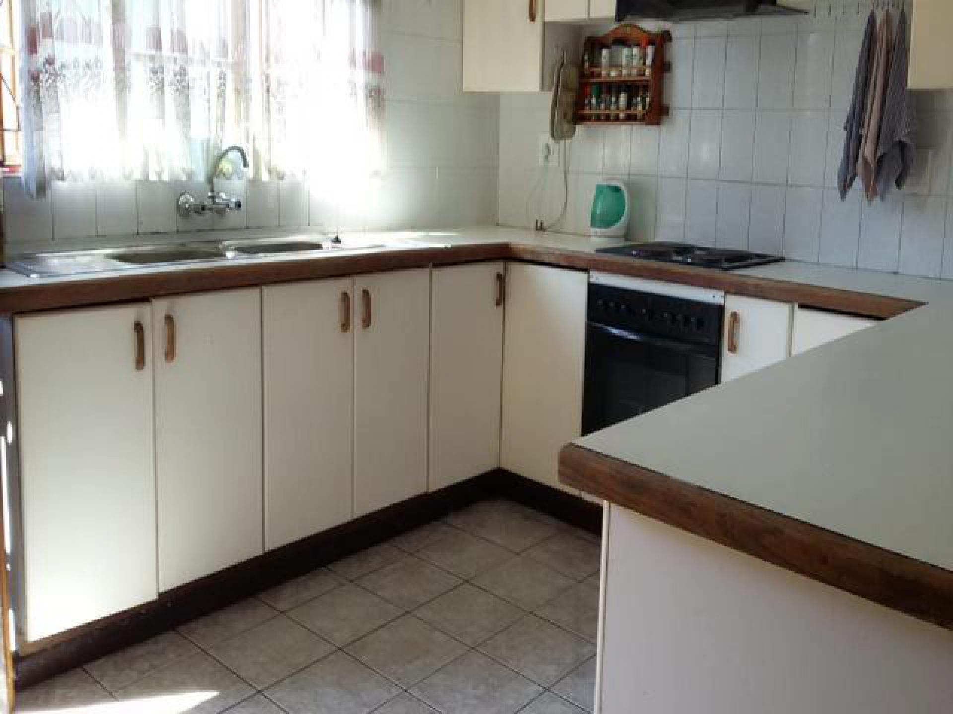 Kitchen of property in Richards Bay