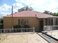Backyard of property in Rosettenville