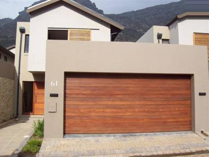 3 Bedroom Duplex for Sale For Sale in Constantia CPT - Private Sale - MR30404