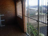 Patio of property in Northdale (PMB)