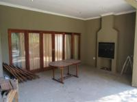 Patio of property in Bloubosrand