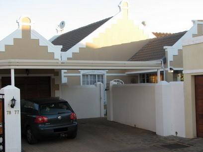3 Bedroom Cluster for Sale For Sale in Rietvalleirand - Home Sell - MR31235