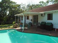 Backyard of property in Amanzimtoti