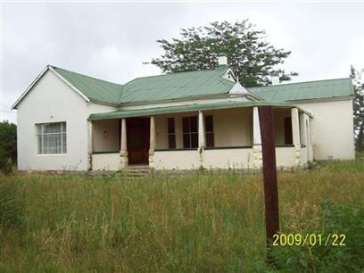 FNB Repossessed 4 Bedroom House For Sale in Clocolan - MR31392