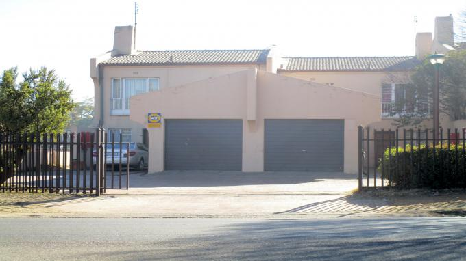 Standard Bank EasySell 3 Bedroom Sectional Title for Sale in Emalahleni (Witbank)  - MR314476